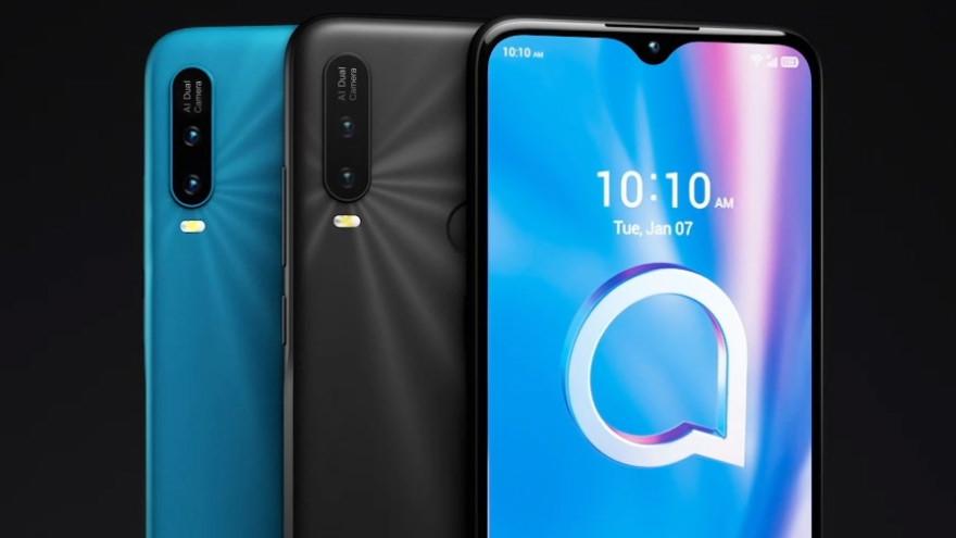 alcatel-lanzo-el-1l,-su-nuevo-smartphone-de-entrada:-conoce-sus-caracteristicas-y-precio