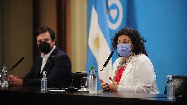 carla-vizzotti-y-nicolas-kreplak-descartaron-terceras-dosis-contra-el-coronavirus-en-argentina-para-este-ano